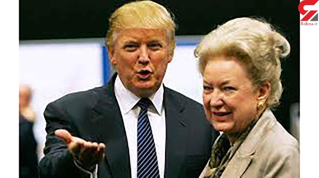 ترامپ نزد خواهرش هم محبوب نیست