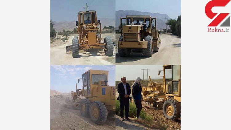 عمران و آبادانی روستاهای بخش آبدان در دستور کار دولت تدبیر و امید