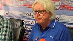 شفر به نشست خبری پیش از بازی با تراکتورسازی در تبریز نمیرسد