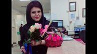 فیلم مینا خانم پرستار  شهید کرونایی در کرج / 2 بار کرونا گرفت + گفتگوی اختصاصی