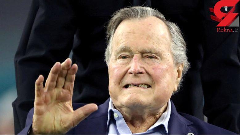 چه کسی خودش را جای آیت الله رفسنجانی جا زد و با جرج بوش صحبت کرد !؟