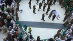 اولین عکس از خودکشی مرد عراقی در مسجدالحرام + جزییات