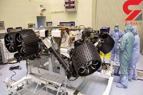 مریخ نورد ناسا آماده سفر به مریخ شد