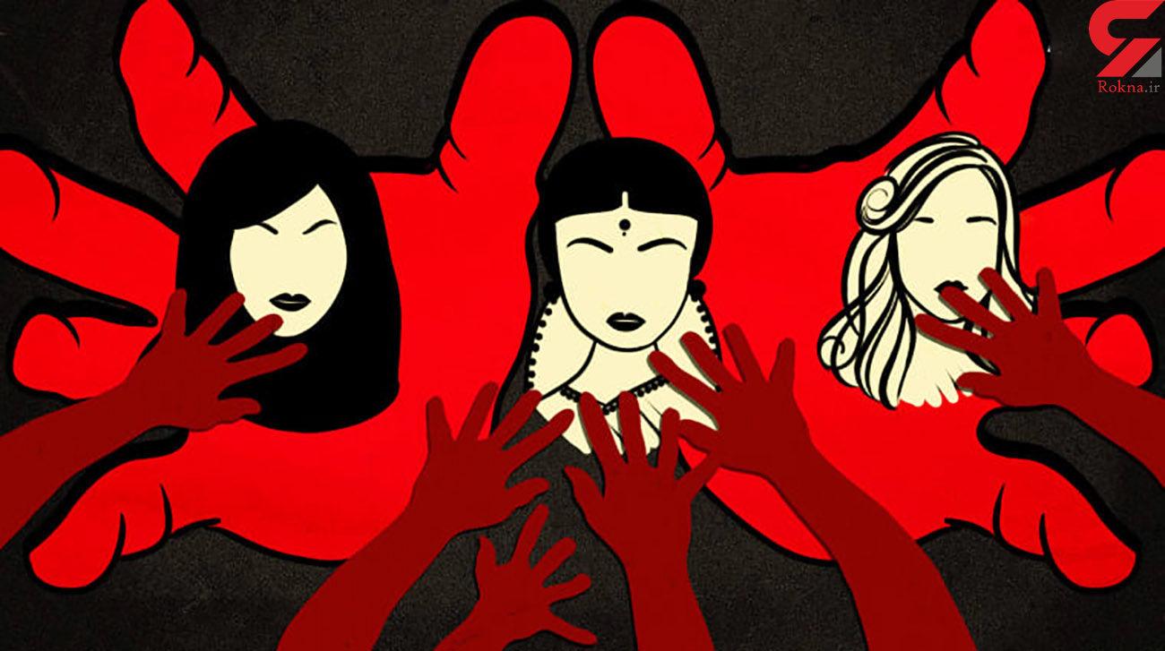 اقدام شیطانی با 2 دختر جوان! / اجساد چگونه پیدا شدند!  + عکس قاتل و دختران