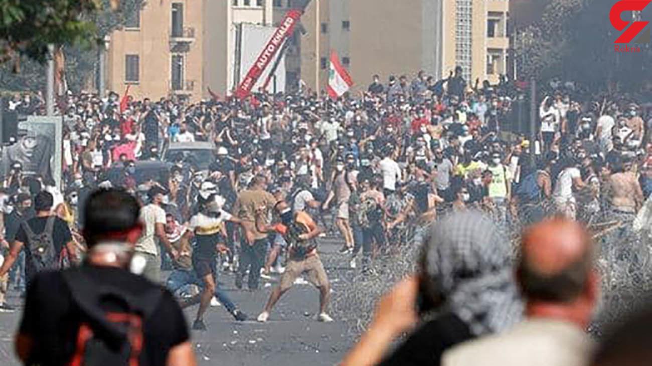 اوضاع لبنان در کنترل ارتش است