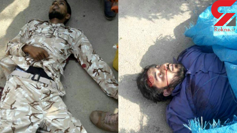 عکس تروریستهای امروز اهواز