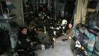 شهادت ۳۰ نفر از قهرمانان آتشنشانی در پلاسکو