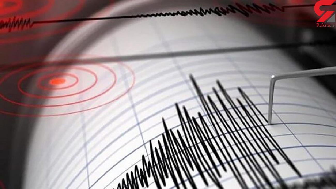زلزله بزرگ در خوزستان لحظاتی پیش رخ داد