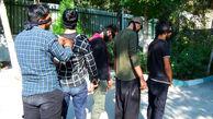 اراذل و اوباش اصفهان کیش و مات شدند