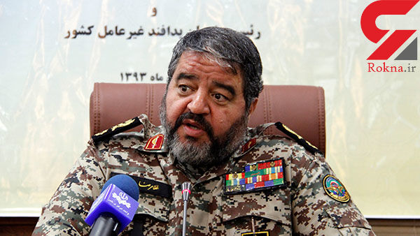 سازمان پدافند غیر عامل کشور و نیروی زمینی سپاه توافقنامه همکاری امضا کردند