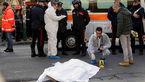 قتل فوتبالیست ایتالیایی با شلیک گلوله + عکس