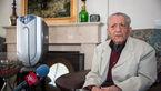 آقای بازیگر در 94 سالگی دوست ندارد مردم او را با ویلچر ببیننند