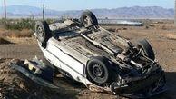 پراید در بجنورد حادثه آفرید / راننده در دم جان باخت
