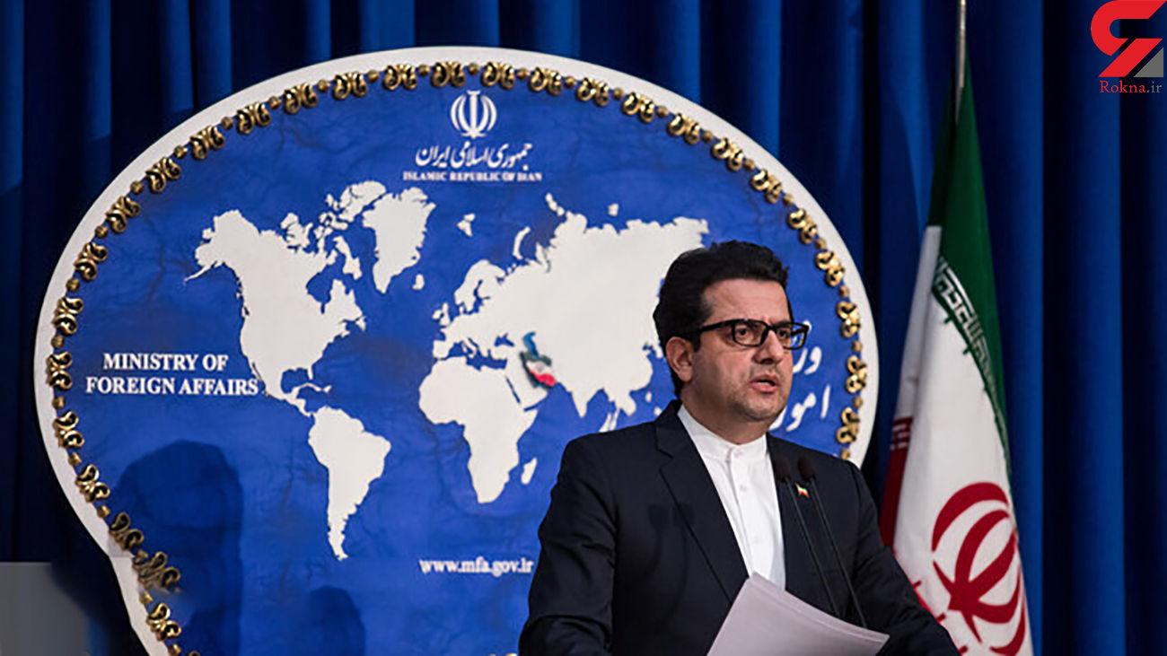 موسوی : اقدام آمریکاییها علیه هواپیمای مسافربری ایران بسیار خطرناک بود + فیلم