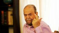 عیادت وزیر ارشاد از محمدعلی کشاورز + عکس