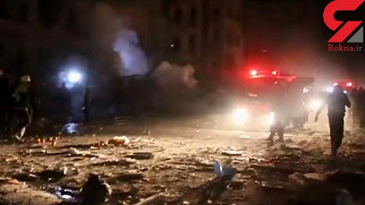 88 کشته و زخمی به دنبال انفجار در ادلب سوریه