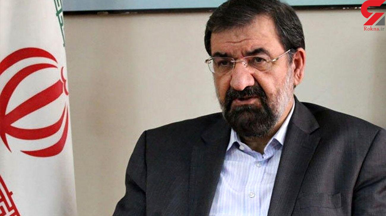 واکنش رضایی به مزاحمت جنگندههای آمریکایی برای هواپیمای مسافربری ایرانی
