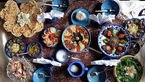 جشنواره خوشمزه سفره ایرانی در چهلستون اصفهان