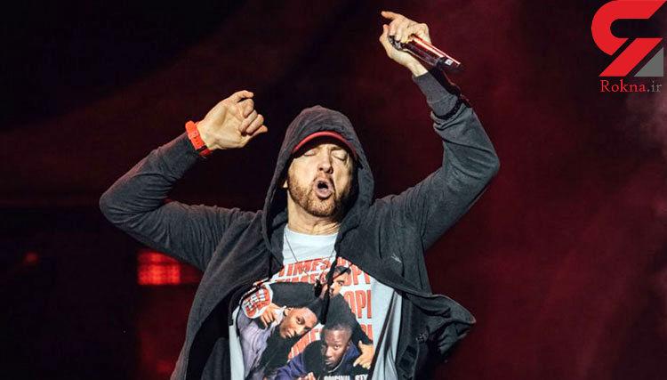 واکنش خواننده معروف به خاطر شلیک گلوله در اجرای زنده کنسرتش