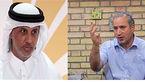 پیام تبریک رئیس فدراسیون فوتبال قطر به تاج