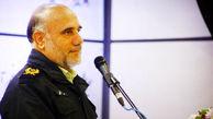 مردم با حضور پررنگ مشت محکمی بر دهان دشمنان زدند/برگزاری راهپیمایی ۲۲ بهمن در نظم و امنیت