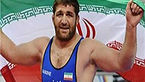 پهلوان ایران، تماشاگر ویژه تراکتور- الجزیره