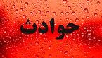 سقوط یک دستگاه خودرو در نهر نعمیه مینوشهر