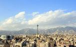 هوای تهران در وضعیت قابل قبول