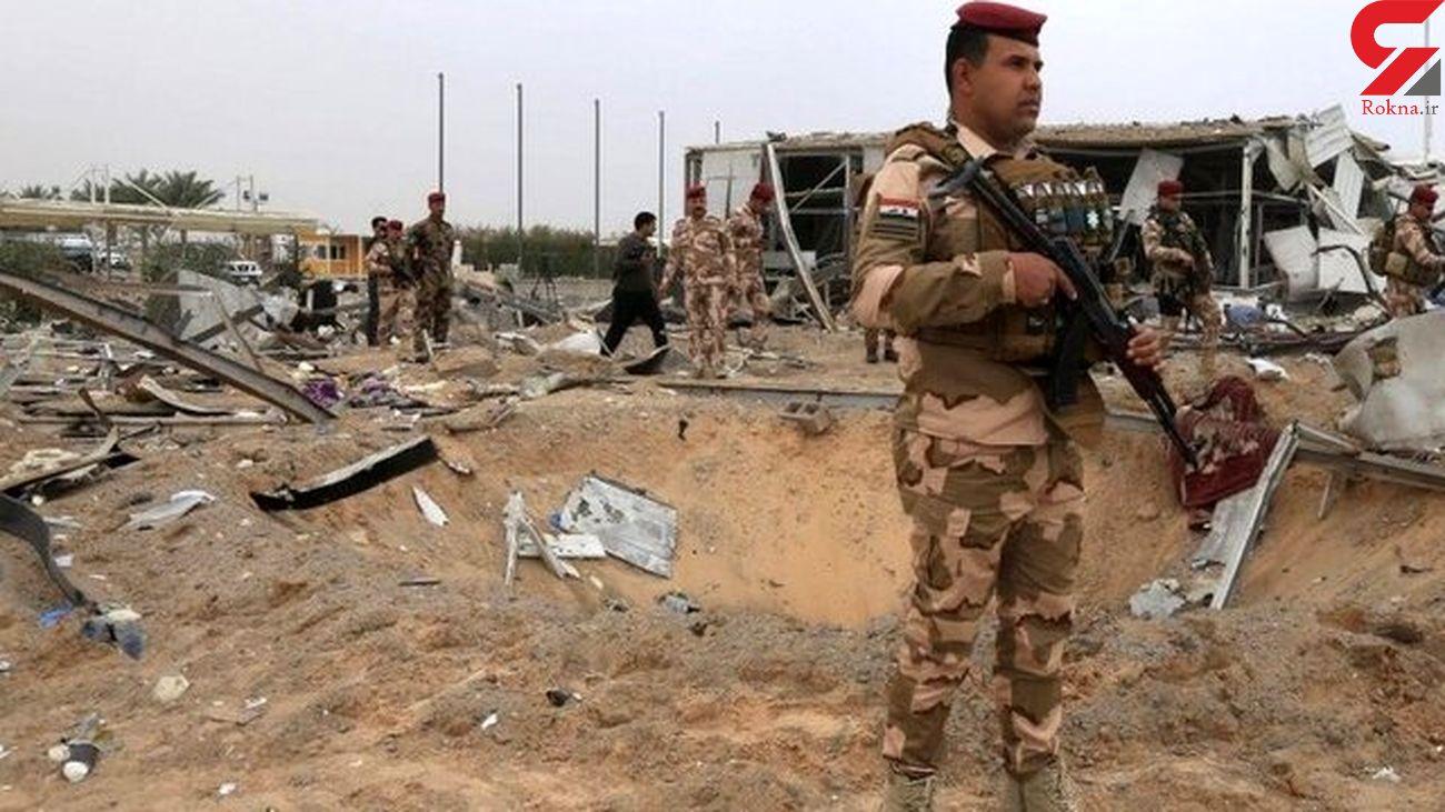 حمله داعش به مرکزی امنیتی در غرب بغداد 11 کشته داشت