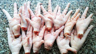 کشف 10 تن پای مرغ فاسد در زنجان