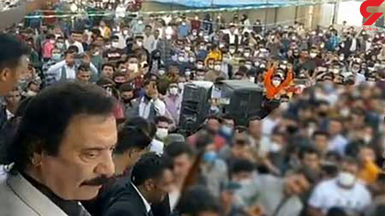 جواد یساری به خاطر خوانندگی در مراسم عروسی دستگیر شد/ در نیریز رخ داد + فیلم عروسی