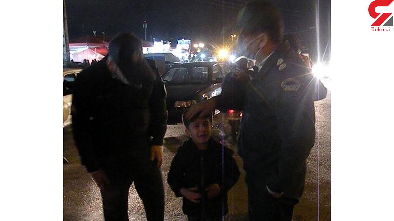 آماده باش به خاطر گمشدن یک کودک در لنگرود / عاقبت چه شد ؟ + عکس