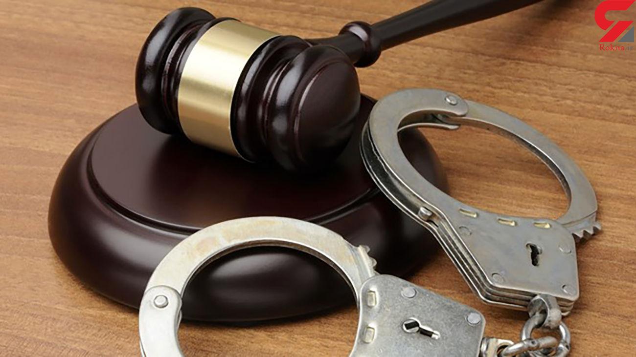 دستگیری 4  سارق در نهاوند