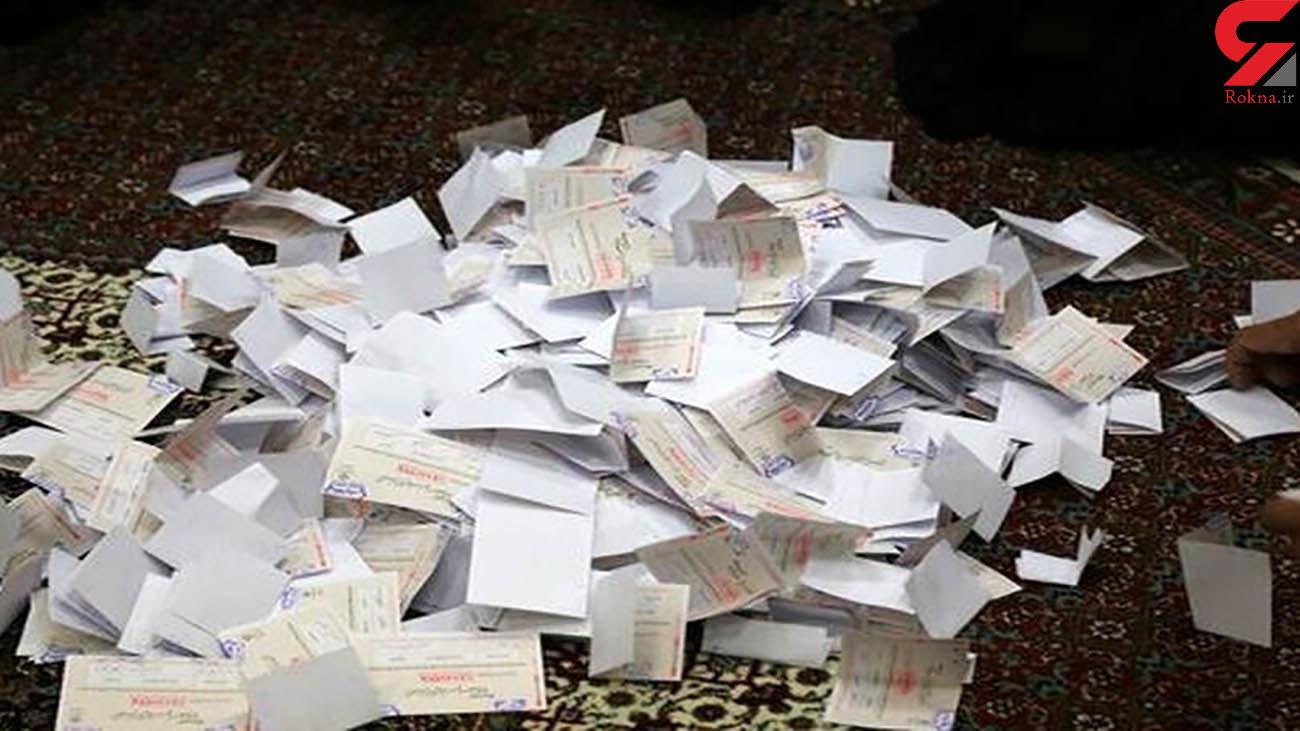 صندوق های اخذ رأی در اردبیل مجدد  بازشماری میشود