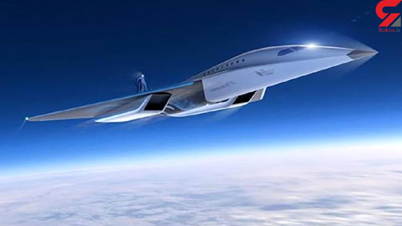 ساخت هواپیمای مسافربری مافوق صوت در برنامه روسیه