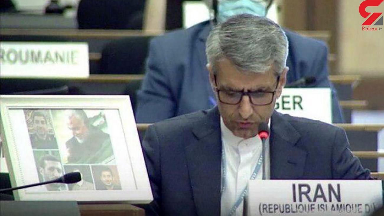 بقایی: سیستم قضایی ایران مستقل است