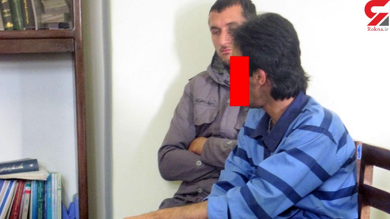 مردی با تبر صاحبخانه اش را کشت / در شهریار رخ داد + عکس