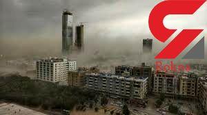 طوفان شن در پاکستان قربانی گرفت