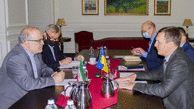 Iran's ambassador to Kiev, Ukrainian deputy FM discuss PS752 aircraft