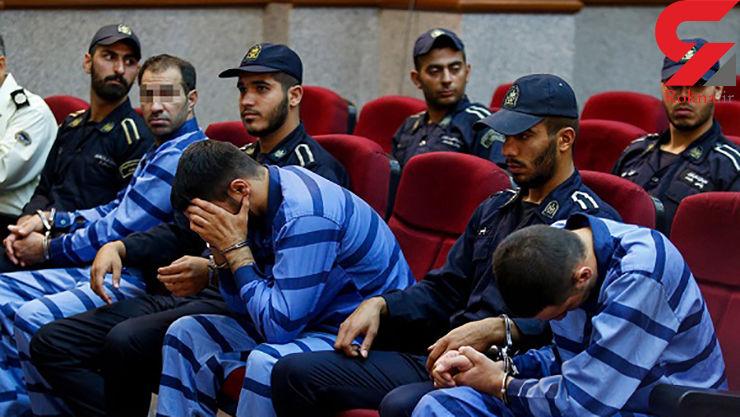 متهم ردیف اول مرگ بنیتا به حکم اعدام اعتراض نکرده است!