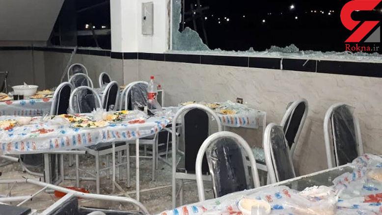 نا گفتههای شاهدان عینی از مرگ 11 میهمان در عروسی زوج سقزی + فیلم