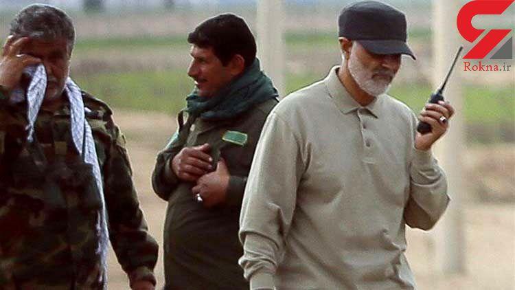 مقام فلسطینی: سردار سلیمانی بارها به نوار غزه سفر کرده بود