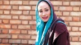 درد حنجره ،بازیگر زن ایرانی را از پا انداخت + فیلم