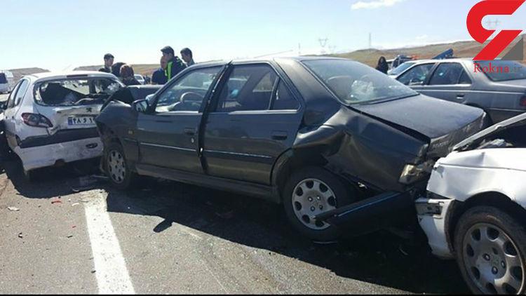 عامل اصلی تصادفات نوروزی پایتخت مشخص شد