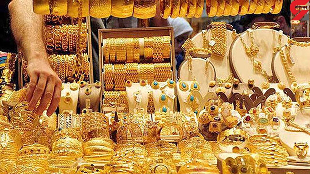 روز عجیب بازار طلا / طلا به زیر یک میلیون تومان میرسد؟