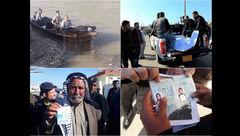 89 جسد از رود دجله بیرون کشیده شد + عکس ها تلخ