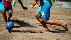 روز و ساعت دیدارهای ایران در جام بین قارهای فوتبال ساحلی