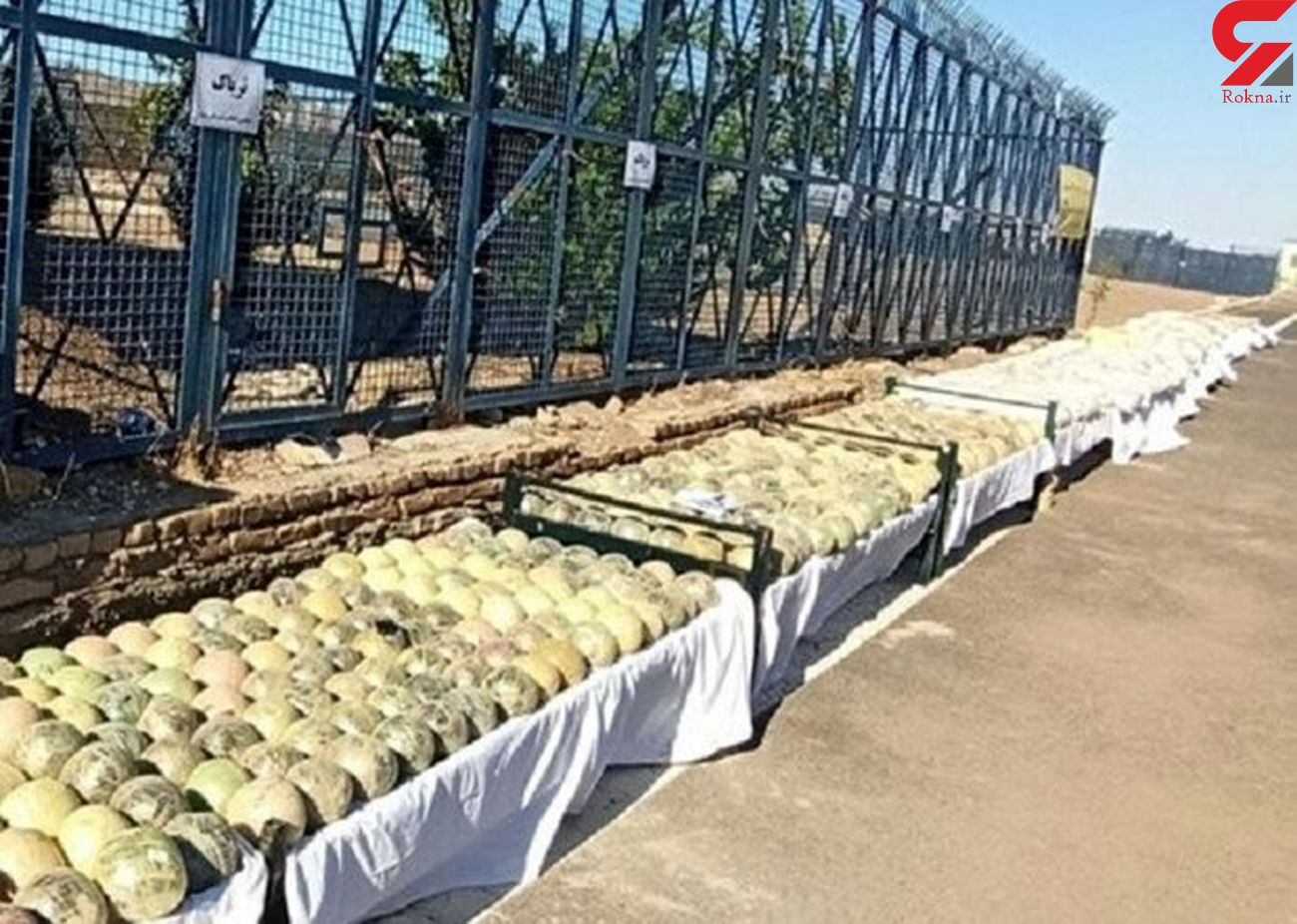 Over 2 tons narcotics confiscated in NE Iran