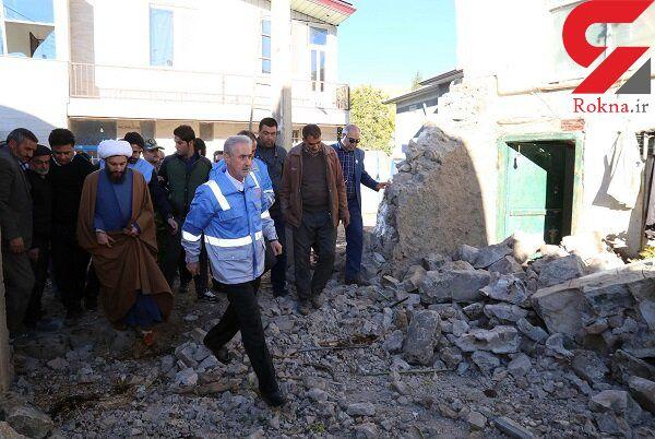 شرایط در مناطق زلزله زده عادی است/ مردم نگران نباشند