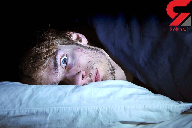 ارتباط خواب کم با چاقی!